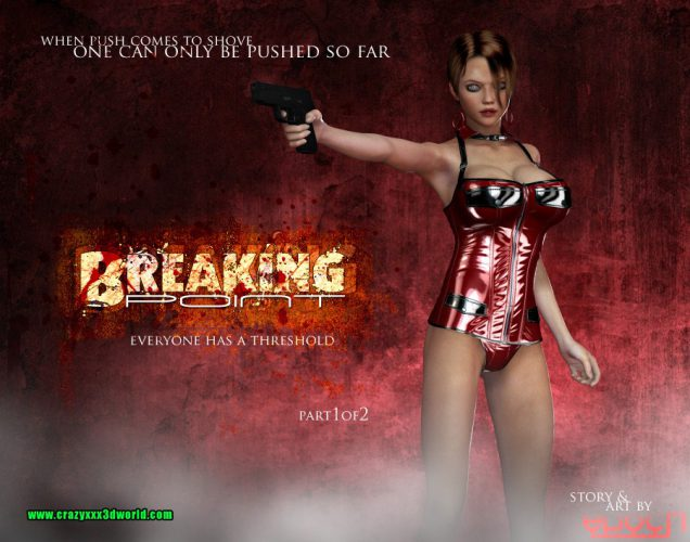 Crazy XXX 3D World Presents: Breaking Point 2