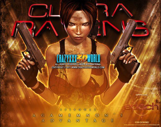 Crazy XXX 3D World Presents: Clara Ravens Episode 2