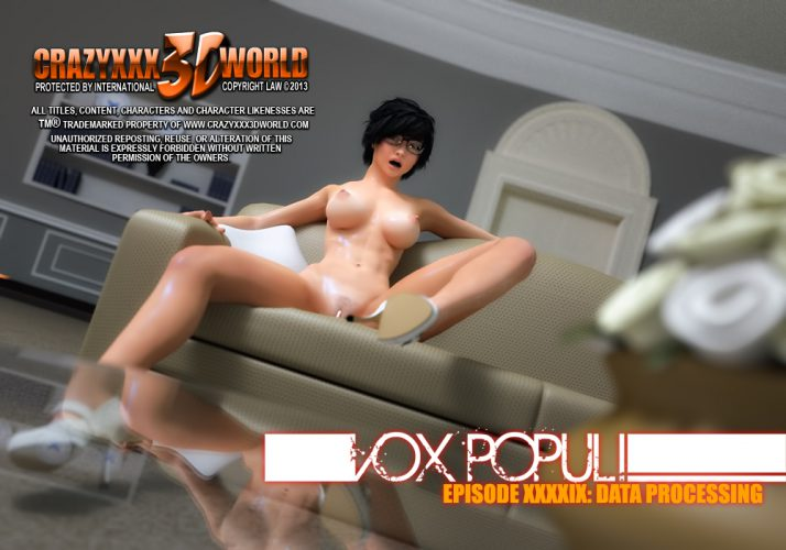 Crazy XXX 3D World Presents: Vox Populi 49