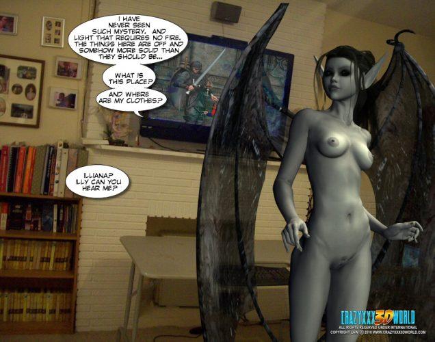 Fantasy 3D Free Gallery