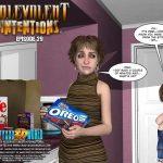 Crazy XXX 3D World Presents: MALEVOLENT INTENTIONS 29