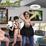 Crazy 3D Porn Comic: Chaperone, Episode 87