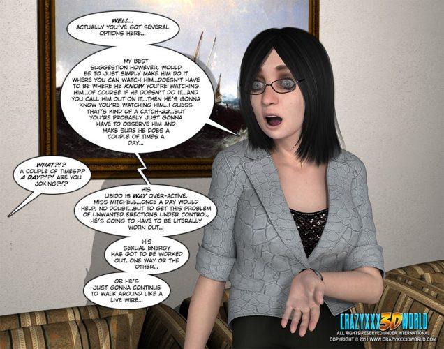 free 3d adult comic