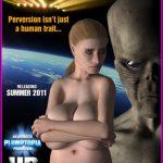 Crazy XXX 3D World Present: The Abduction