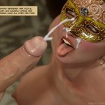 Clara Ravens 4- Colombina's Illusion (Part 2)