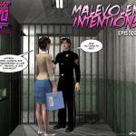 XXX 3D Comix - Malevolent Intentions 1
