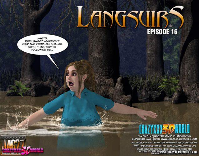 Crazy XXX 3D World Present: Langsuirs, Ep. 16