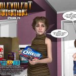 Crazy XXX 3D World Presents: MALEVOLENT INTENTIONS 29