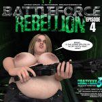 Hentai 3D Monster Aliens: Battle Force Rebellion, Ep.4
